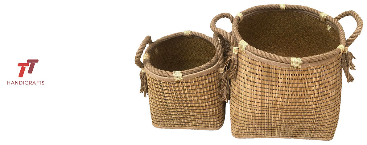 Seagrass basket 4